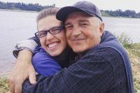«Самая большая в жизни человека опора – семья. Мои родные, в том числе дедушка Владимир Горелкин, настоящее моё жизненное подспорье».