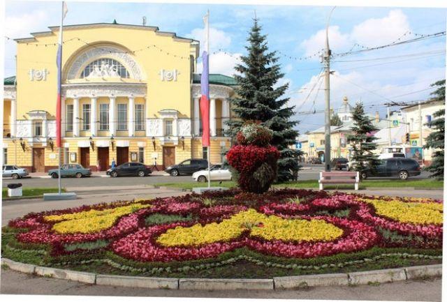 Самые известные исторические города Российской Федерации