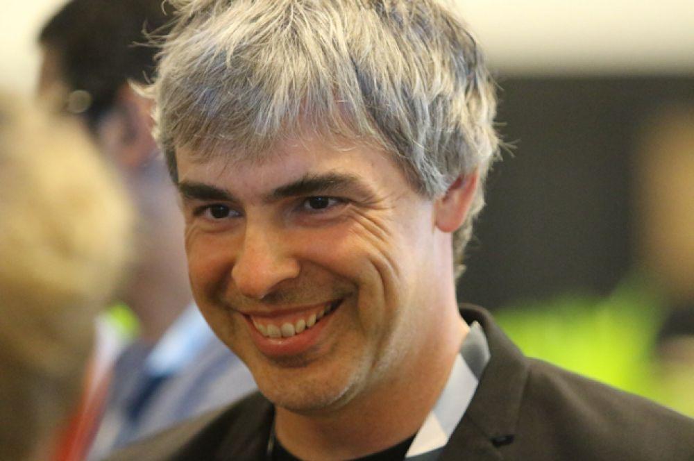 Создатель Google Ларии Пейдж с капиталом 38,5 млрд долларов занимает девятое место.