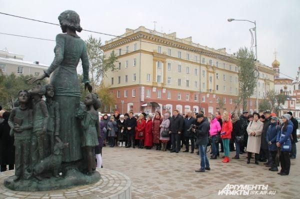 Теперь в Иркутске стало больше на одну достопримечательность.