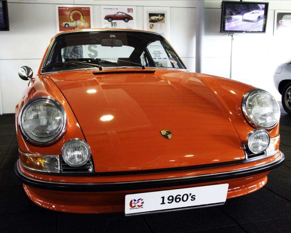 Porsche 911 S.