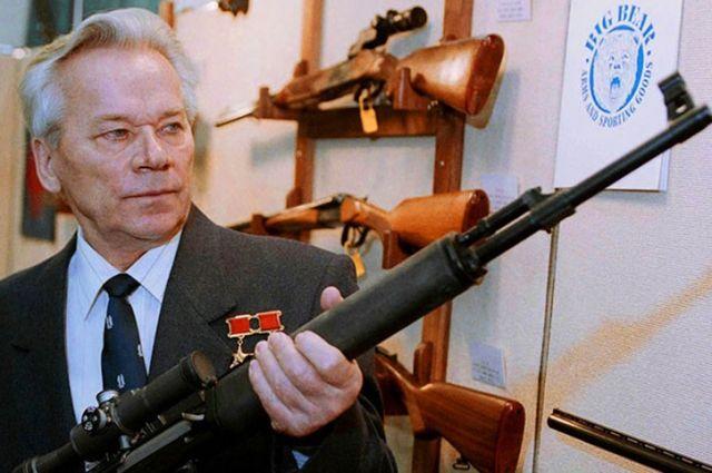 В республике хотят отметить 100-летие М.Т. Калашникова.