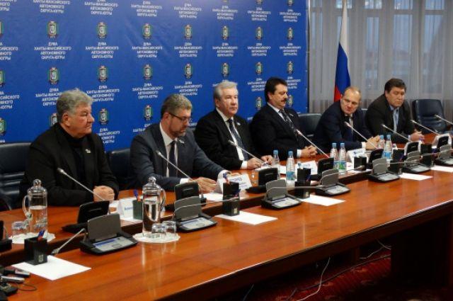 «Новый созыв Думы Югры полон энергии исвежих идей»— Борис Хохряков