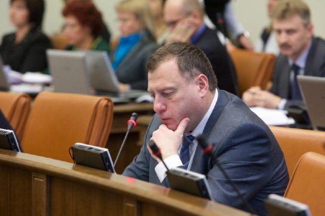 Красноярский депутат занял высокий пост в Госдуме.