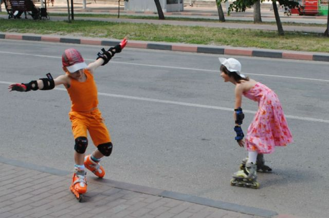 Спорт, да и любая физическая нагрузка должны доставлять ребёнку удовольствие.
