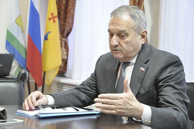 Председателем заксобрания шестого созыва стал Владимир Быков