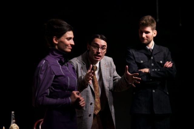 Театры представят свои экспериментальные постановки.