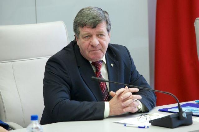 Сенатором отКрасноярского края избран Валерий Семенов