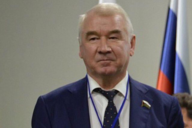 Председателем Тюменской областной думы шестого созыва стал Сергей Корепанов