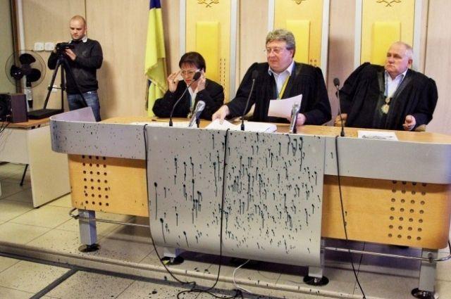 Руководитель Одесского апелляционного хозсуда подала вотставку из-за враждебных активистов
