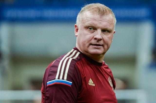 Кирьяков возглавил тульский «Арсенал»