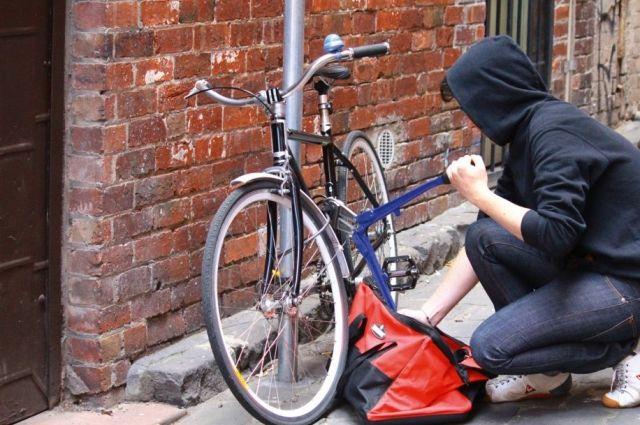ВКиеве словили серийного похитителя велосипедов: ему светит до5 лет тюрьмы