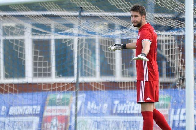 Болельщики назвали лучшим футболистом сентября игрока воронежского «Факела»