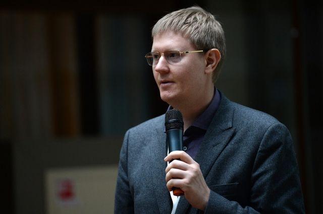 Алексей Москалёв.