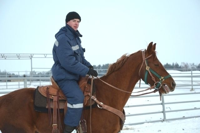 Сергей Ветохин: «Я работаю на ферме, которой горжусь».