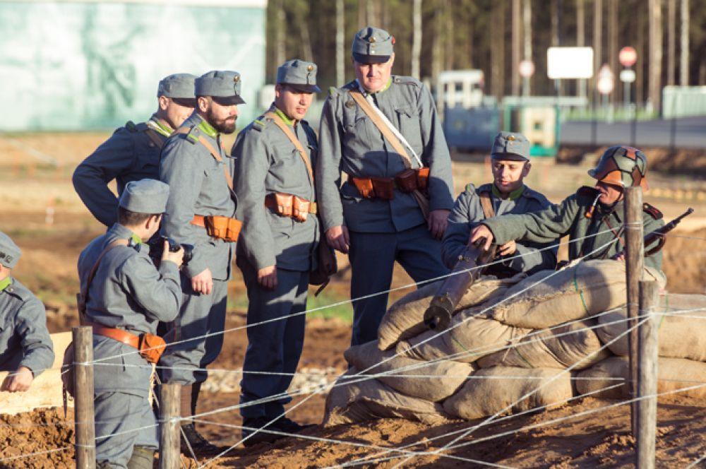 Мероприятие было организовано и проведено университетом «Синергия» при поддержке Министерства обороны РФ.
