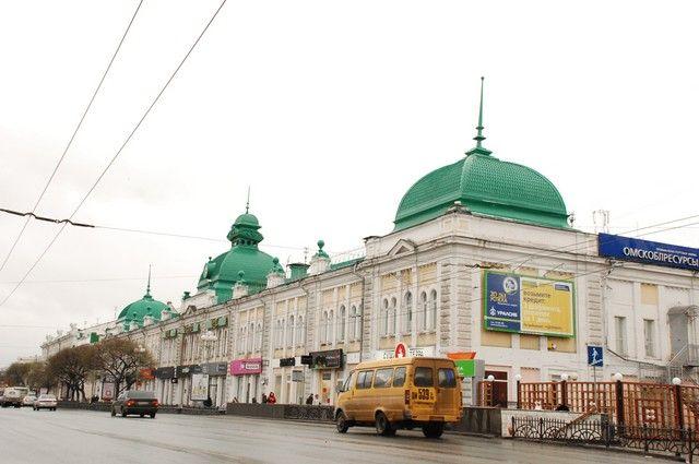 Через два года реконструкцию здания будущего омского Эрмитажа завершат.