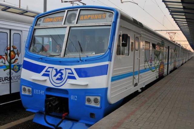 Ваэропорт «Киев» хотят запустить электричку
