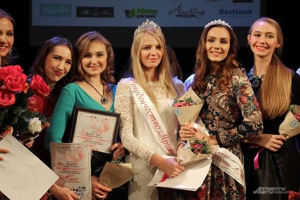 Мария Трубинова представит Пермский край на Всероссийском конкурсе «Мисс Студенчество России – 2016» в Ставрополе