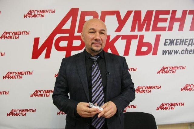 Виталий Боград, военный экстрасенс.