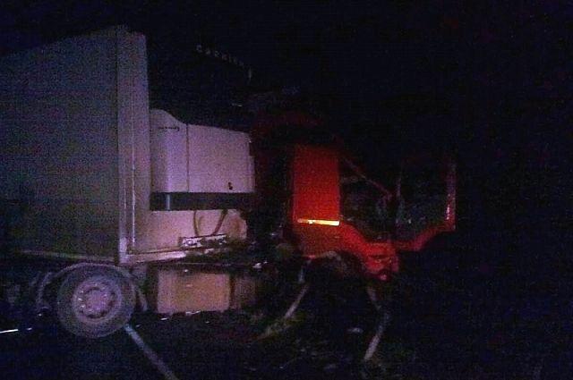 Массовое ДТП вТульской области: столкнулись 5 машин, двое пострадали