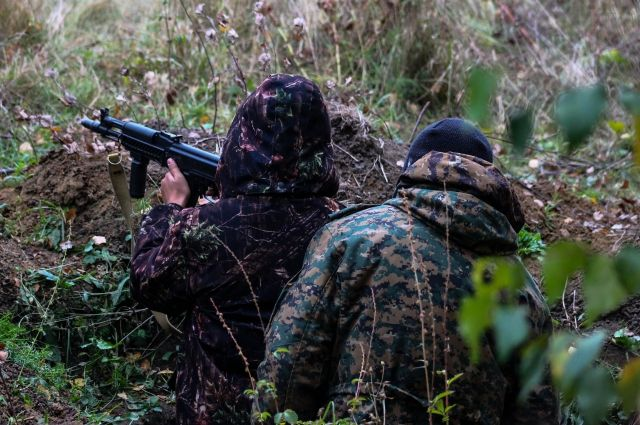 ВНазрани впроцессе специализированной операции ликвидированы три боевика