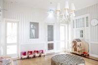 Увлажнитель воздуха снизит вирусную активность в детской комнате.