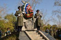 Останки трех летчиков, погибших в годы ВОВ, перезахоронили в Красноярске на Троицком кладбище в братской могиле.