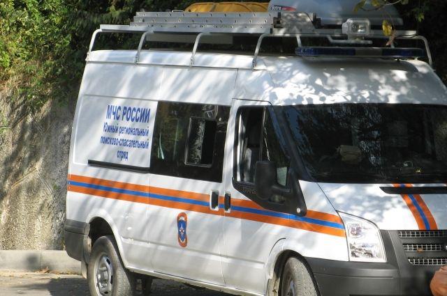 36-летний шофёр фургона пострадал, упав смоста вреку вСочи