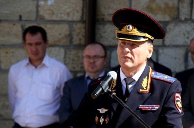 ВДагестане новый начальник милиции - заместитель руководителя республиканского МВД