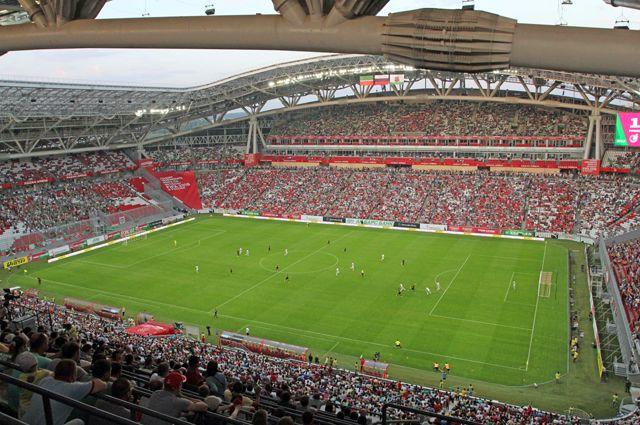 «Рубин» желает доиграть сегодняшний сезонЧР на«Казань-Арене»