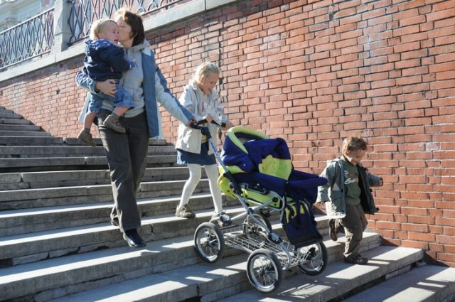 Воронежская область вошла вчисло регионов, для которых предусмотрена поддержка поднятия рождаемости