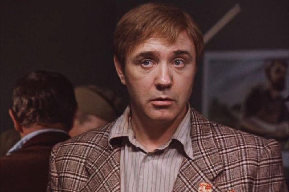 Копчёный в фильме «Место встречи изменить нельзя» (1979).