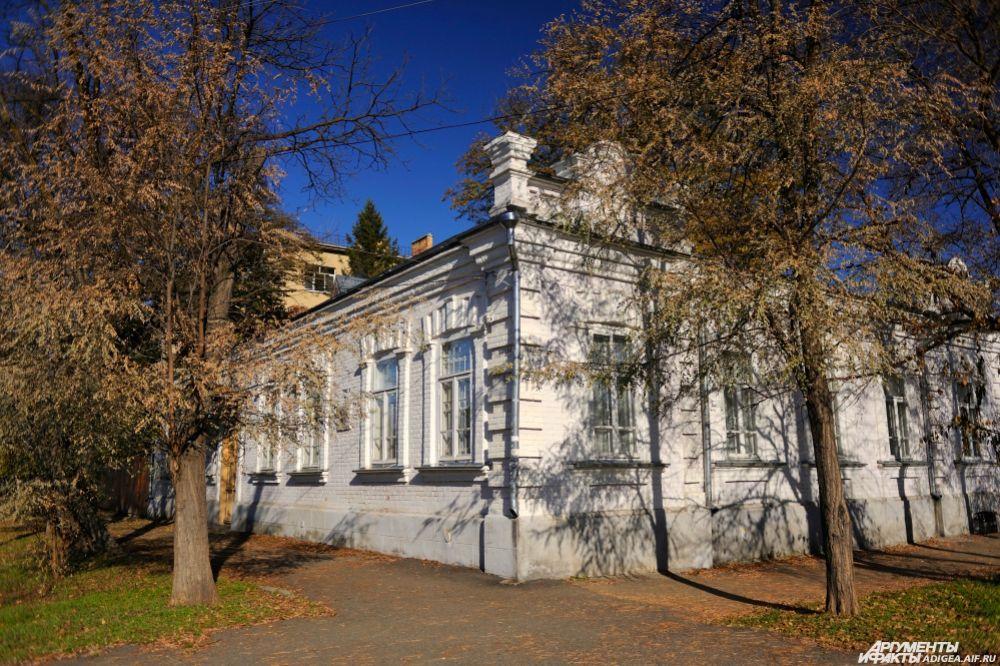Музей братьев Соловьевых, памятник архитектуры.