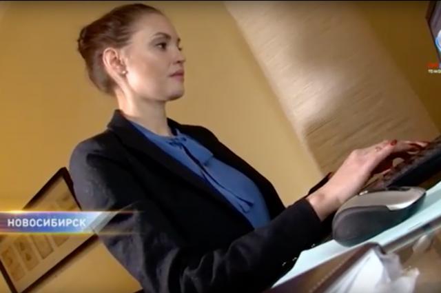 Поразительное сходство: «русская Анджелина Джоли» живет вНовосибирске