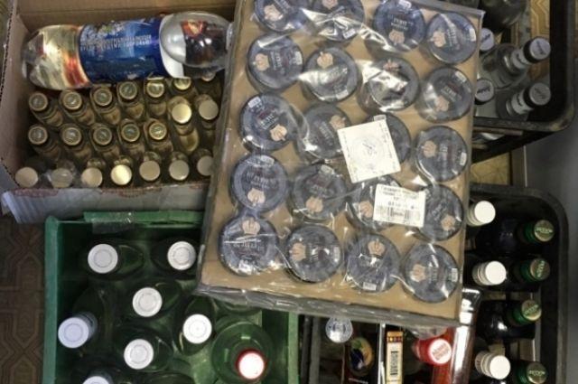 Тюменские стекольщики выступают против вывоза бутылок насвалки