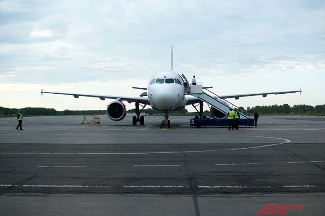 18:04 0 17  Пермь и Сургут может связать прямой авиарейсТакже авиакомпания намерена заниматься перелётами в Нарьян