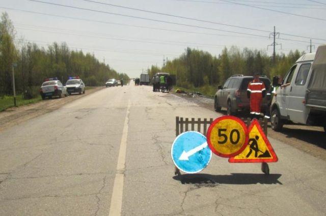 ВПрикамье осужден шофёр ГАЗели, задавивший дорожного рабочего
