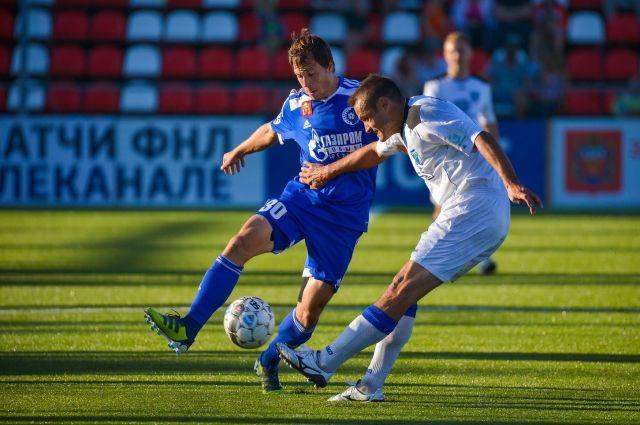 ФК «Сибирь» лишилась основного тренера Перевертайло