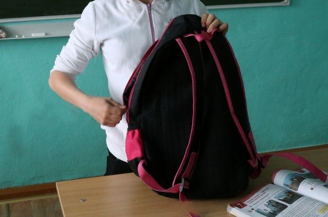 Школьница вернётся за парту после рождения ребёнка.