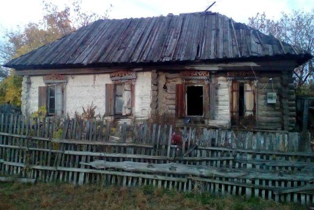 В этом доме мог погибнуть человек, если бы не его соседи.