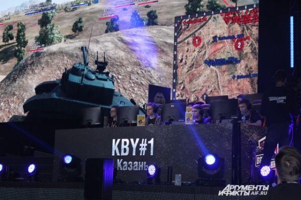 Решающий матч завершился абсолютной победой казанских киберспортсменов над челябинскими - счёт 5:0.
