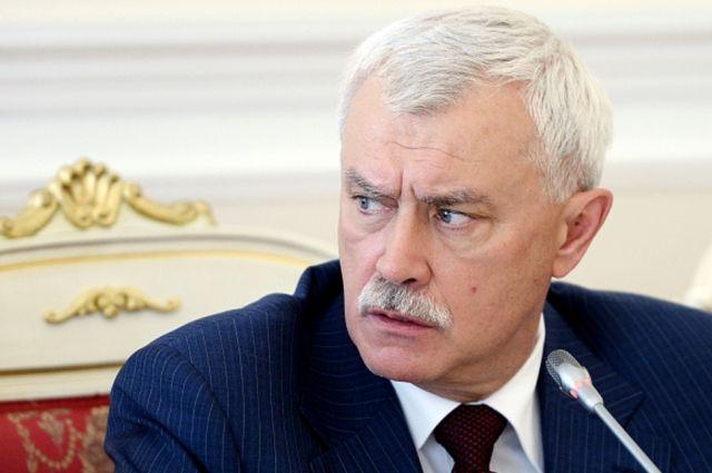 Полтавченко ушел вотпуск