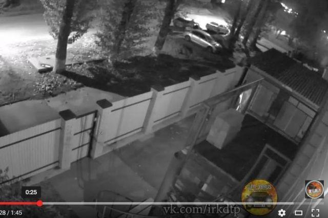 ВИркутске схвачен юноша, сбивший мужчину напешеходном переходе наАкадемической