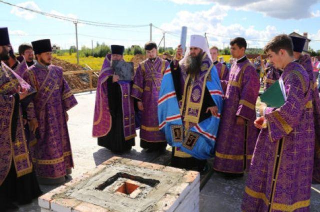 ВАвтозаводском районе построят три новых храма