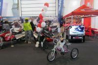 Велотренажер специально создан для детей с проблемами здоровья.