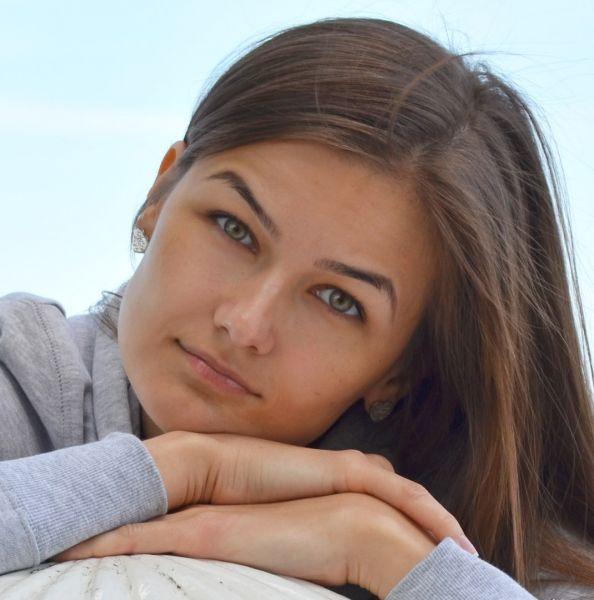 Наталья мечтает полетать на параплане.