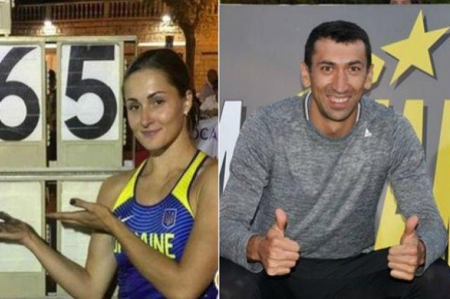 Марина Килипко и Алексей Касьянов