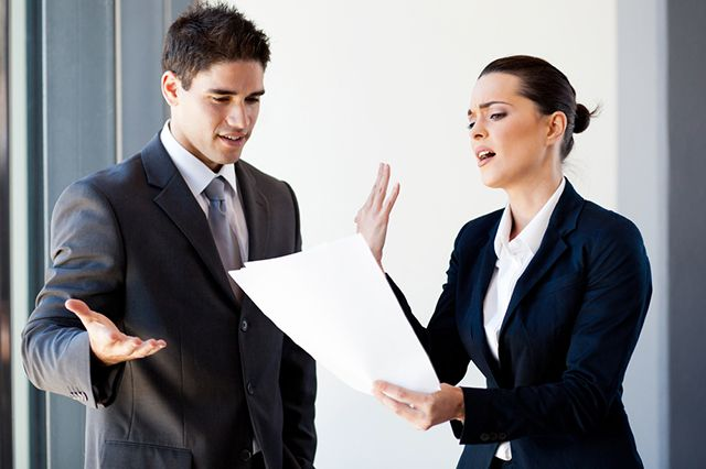 Не раздражай начальника своего. Фразы, которые не следует говорить боссу