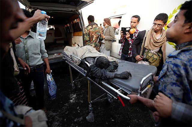 Саудовская Аравия неофициально признала причастность кавиаудару поСане